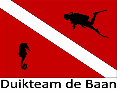 Logo Duikteam de Baan