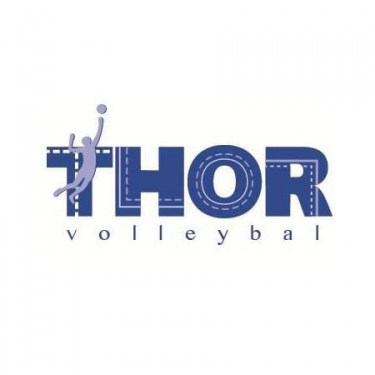 Logo Volleybalvereniging Thor