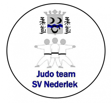 Logo Judovereniging SV Nederlek